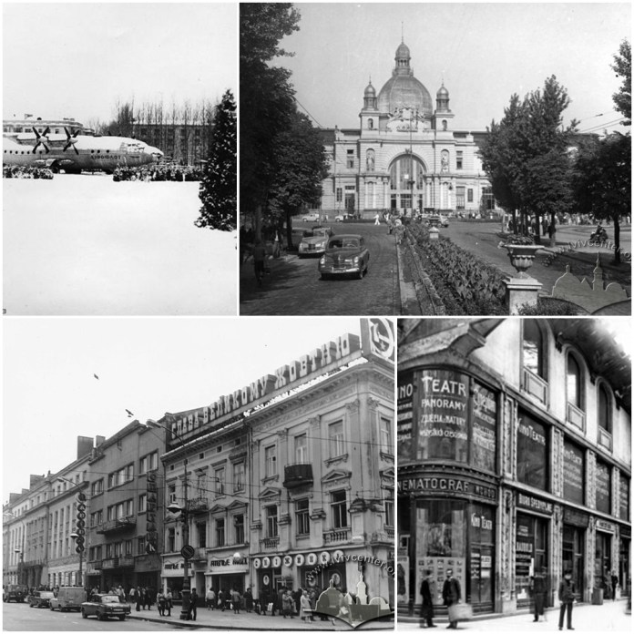 Кіно у Львові. Топ-10 старих кінотеатрів