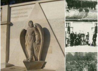 Унікальні фото з монументу американським пілотам на Личакові