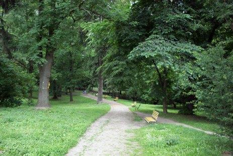 "Парк ""Залізна вода"" у Львові"