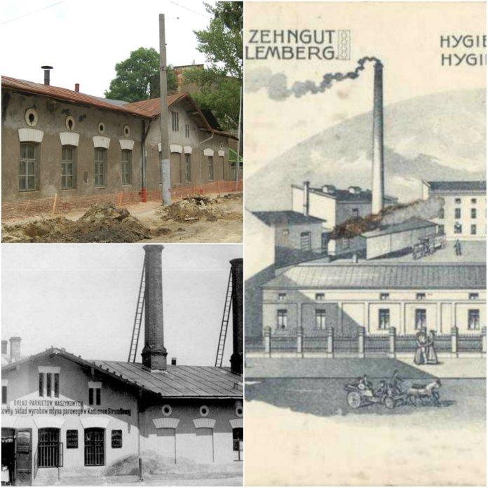 Одноповерхове Підзамче, або колиска львівської промисловості