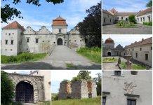 Історія та легенди Свірзського замку