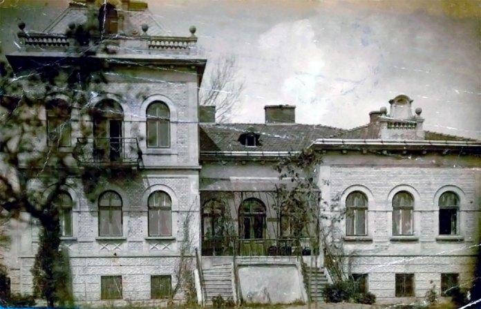 Вілла родини Грушевських  у Львові