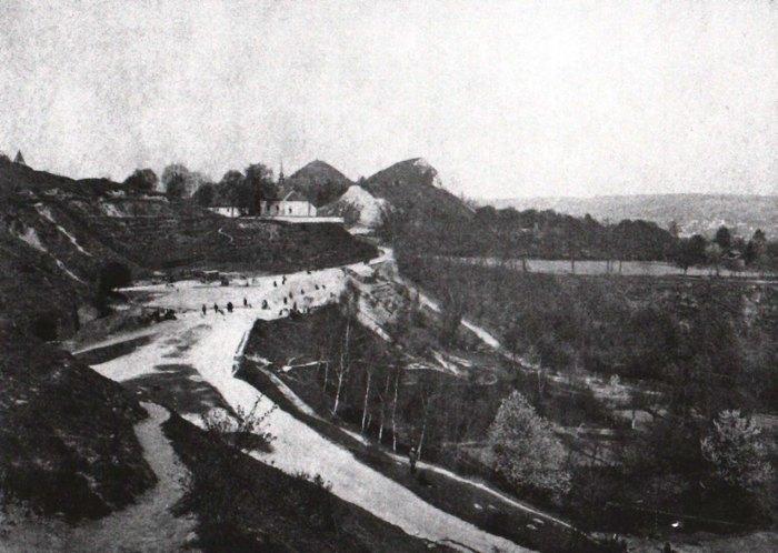 Костел Св. Войцеха і монастир місіонерів. 1914 р.