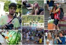 Кавунова феєрія, або Holi Fest у Львові