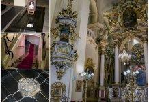 Крипта Собору Святого Юра у Львові
