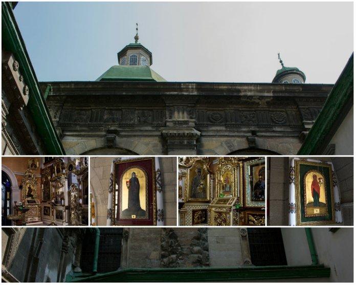 Мощі святих великомучеників в Успенській церкві у Львові
