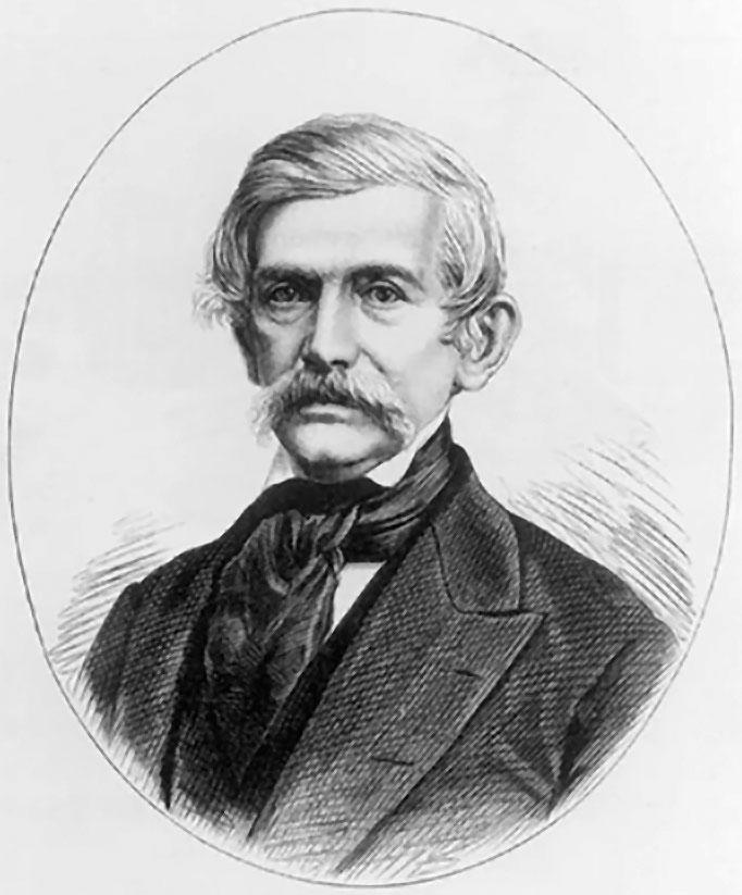 Йоганн Коль (Johann Georg Kohl)