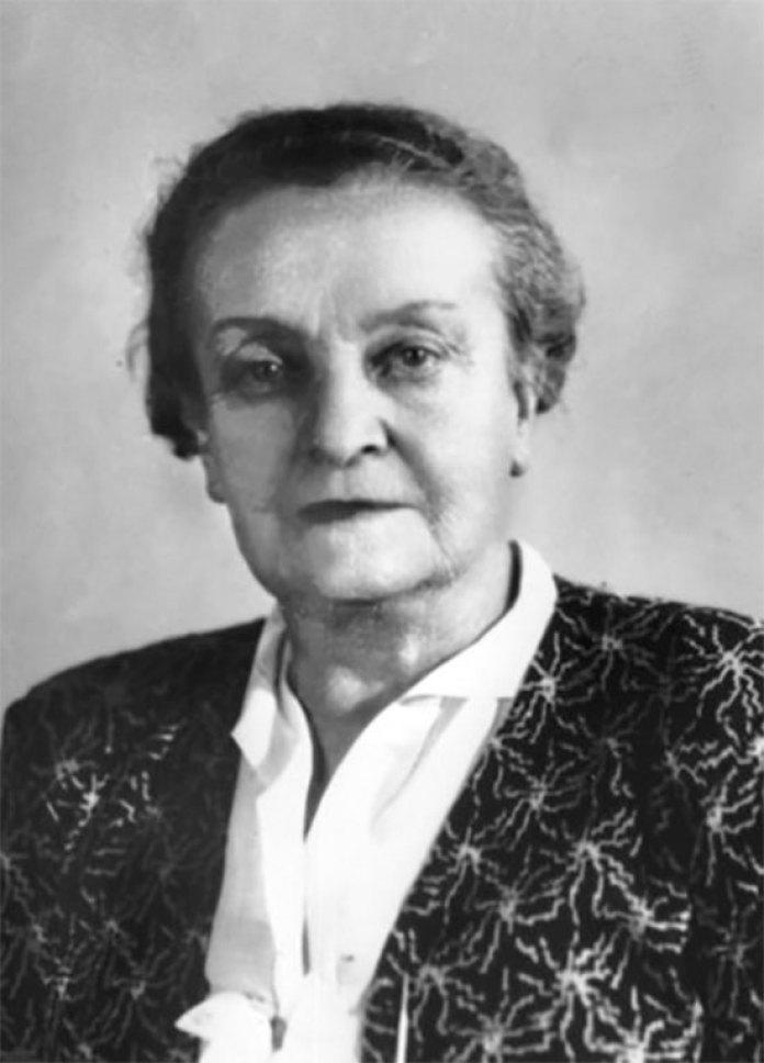 Художниця Олена Кульчицька