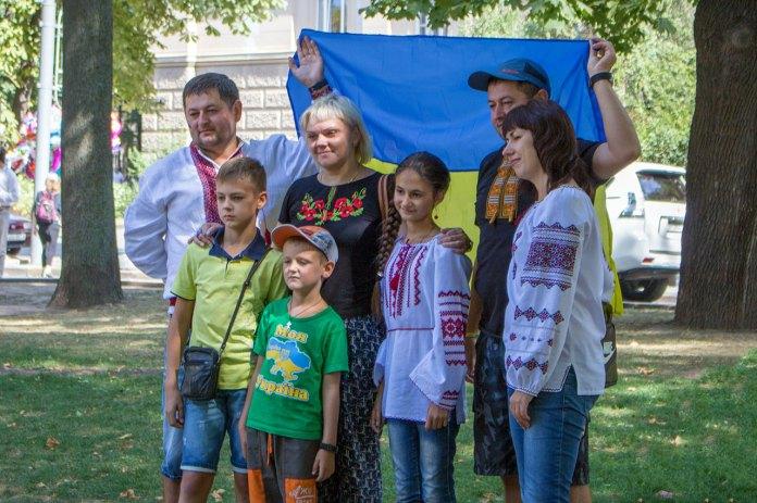 День Незалежності у Львові, 2015 рік