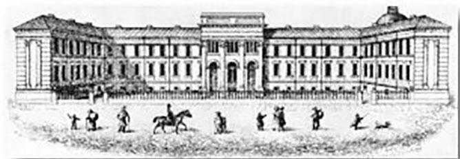 Бібліотека Оссолінських. Стан до 1840р. (за О.Чернером)