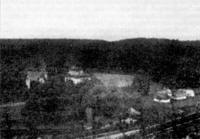 Район Маєрівка, фото початку ХХ століття