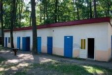 Кімнати гігієни дитячого центру оздоровлення, відпочинку та туризму «Росинка»