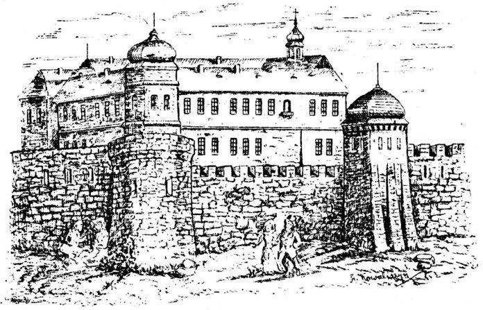 Низький замок (кінець XVIII ст.)