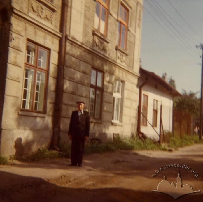 Львів, Підзамче. Вулиця Діаманда, 12, фото 1990-2000 років