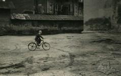 Львів, Підзамче. Вулиця Нафтова, фото 1960-1965 років