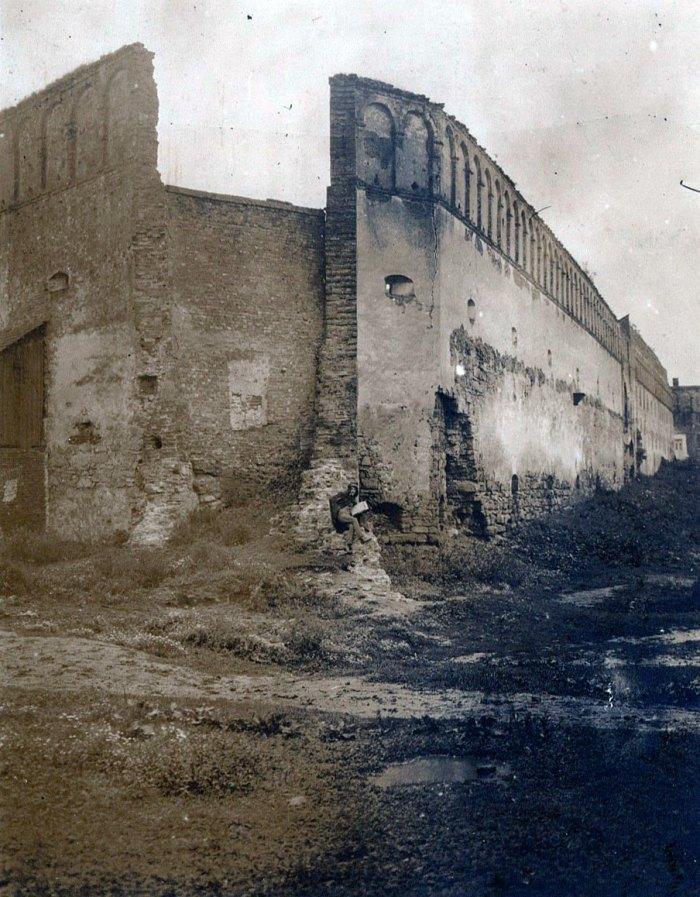 Замок в Старому Селі, фото 1910 року