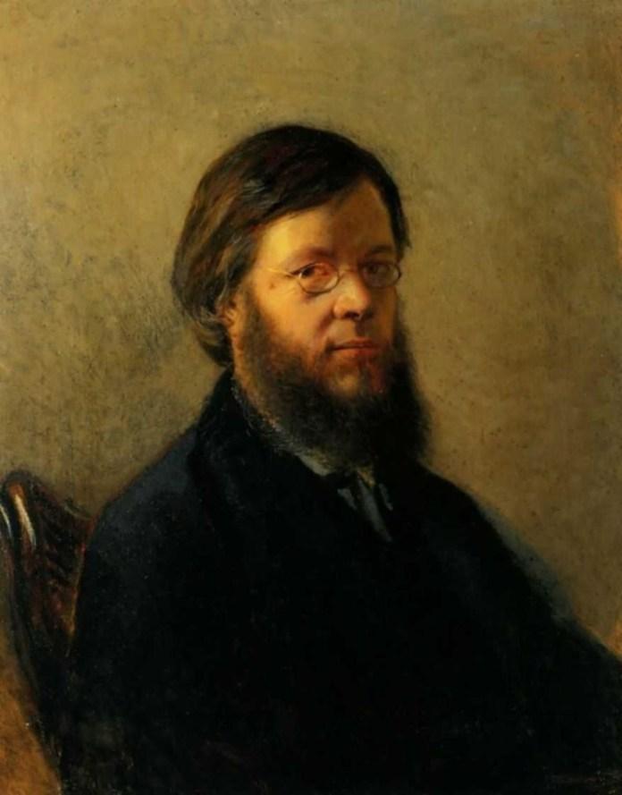 Олександр Пипін, який започаткував вивчення апокрифів у східних слов'ян