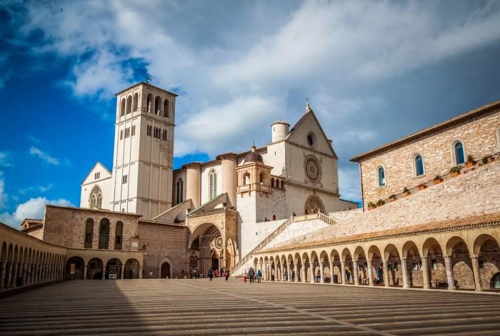 Церква Сан-Франческо в Ассизі