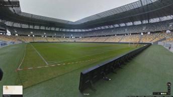 Арена Львів з середини