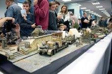 Роботи конкурсу масштабних моделей «Lviv Scale Models Fest 2015»