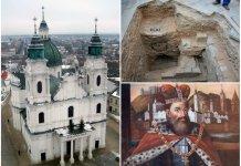 У Холмі тривають археологічні дослідження собору, зведеного королем Данилом Галицьким
