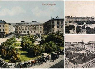 Марійська площа до Адама Міцкевича у 8 зображеннях