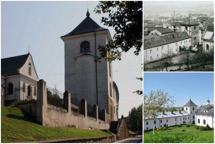 10 фактів про монастир Святого Онуфрія у Львові