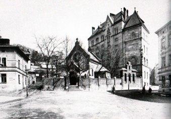 Костел Св. Івана Хрестителя, 1917 рік