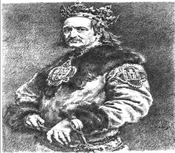 Король Владислав ІІ Ягайло (1386 - 1434рр.), який один з перших оголосив війну фальшивоменотникам в Речі Посполитій