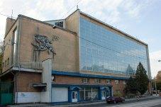 Палац спорту «Трудові резерви», фото 2015 року