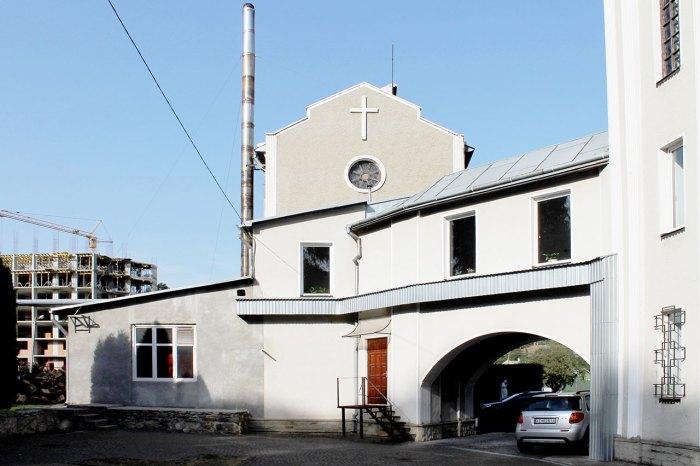 Монастир святого Альфонса на Голоско у Львові