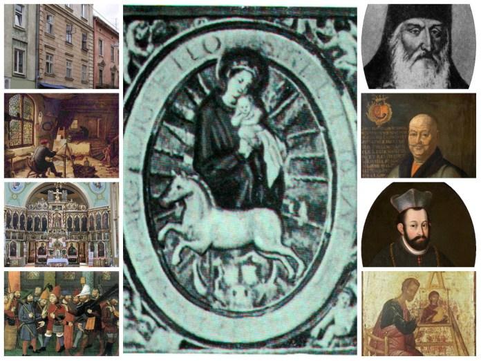 """""""Мовою фарб"""" вони говорили з Богом: кілька штрихів з життя львівських малярів"""