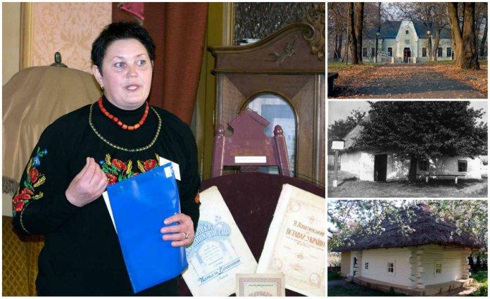 Історія створення літературно-меморіального музею Т. Г. Шевченка на батьківщині Кобзаря