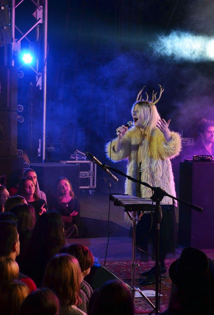 Концерт «Vivienne Mort» у Львові