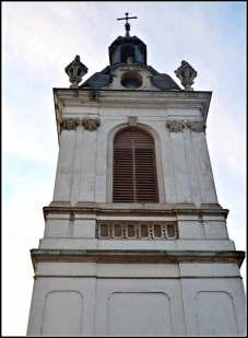 Дзвіниця храму Святого Юра у Львові. Фото Тетяна Жернова, 2015 рік