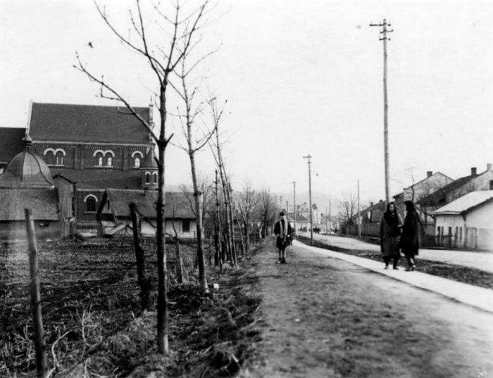 Костел святого Франциска Ассизького на Замарситнові, 30-ті рр. ХХ ст.