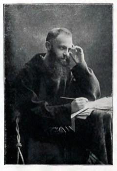 Чернець ордену капуцинів на Замарстинові, 1905 рік