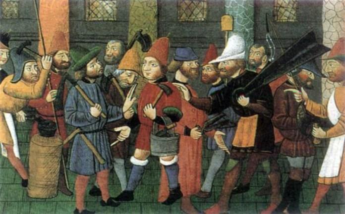 Середньовічні ремісники