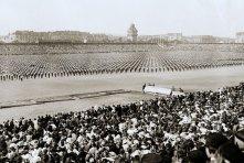 Зразок «сокільського» параду в Празі в 1920 році