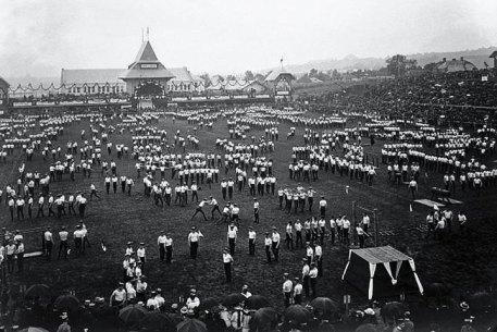 «Сокільські» зібрання 1903 рік, Львів