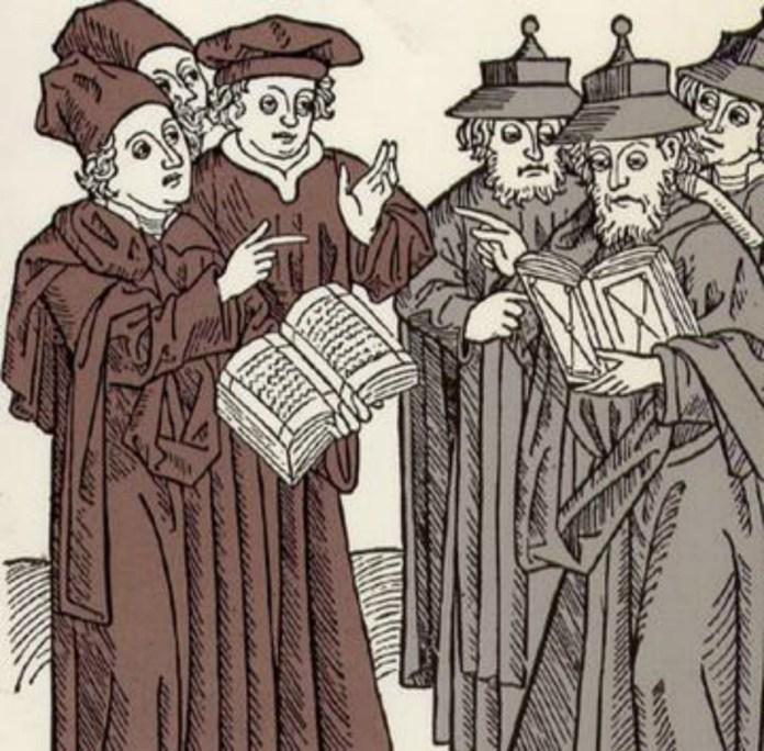 Диспут між єврейськими та християнськими богословами, 1483 рік