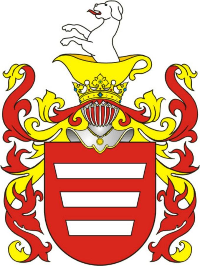 Герб Корчак, родовий знак Загороських