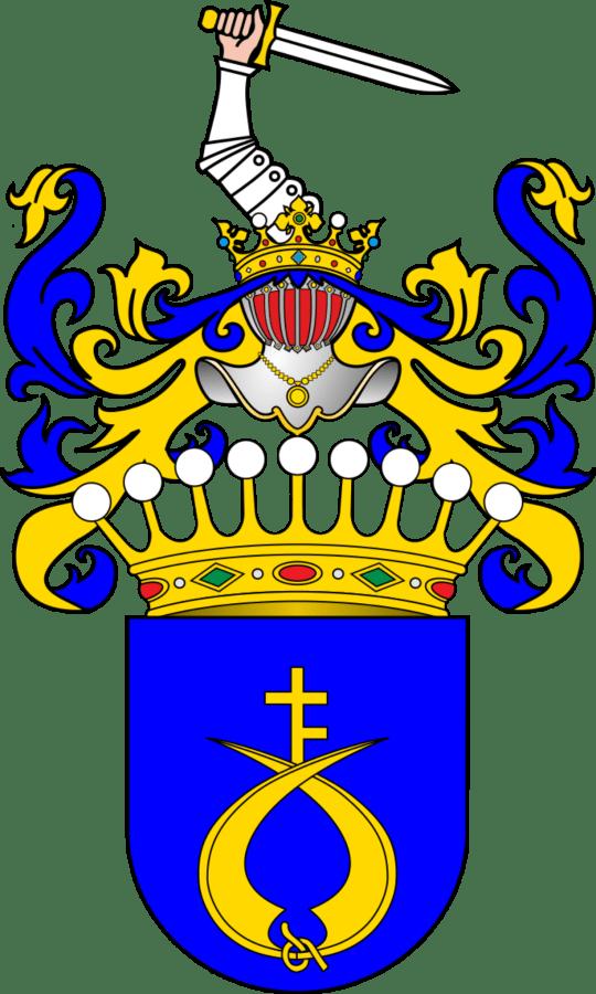 Родинний знак Баворовських (герб Прус ІІ)