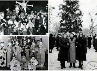 Як святкували Новорічні та Різдвяні свята у радянському Львові. Історія в 9 фотографіях
