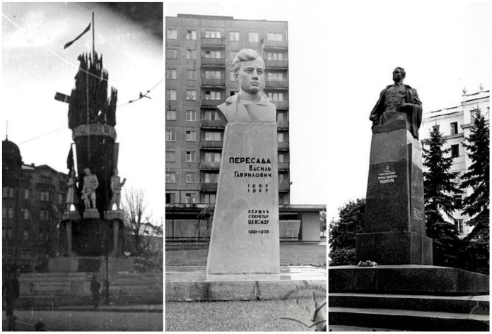 7 радянських пам'ятників Львова, які уже не існують