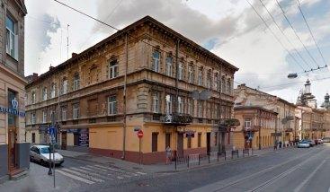 Вулиця Личаківська, 14
