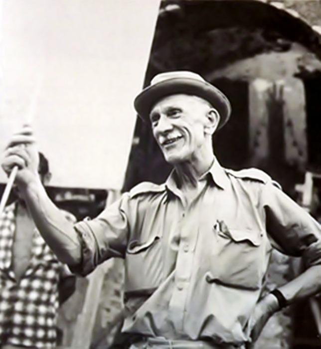 К. Міхаловський. Фото 1950-60-х.