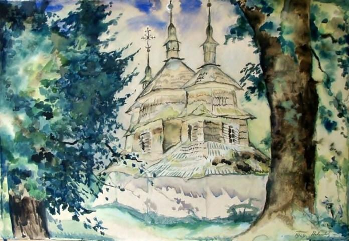 Казимир Сіхульський. Церква, 1929 рік