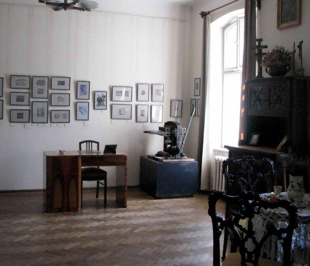 Художньо-меморіальний музей Леопольда Левицького