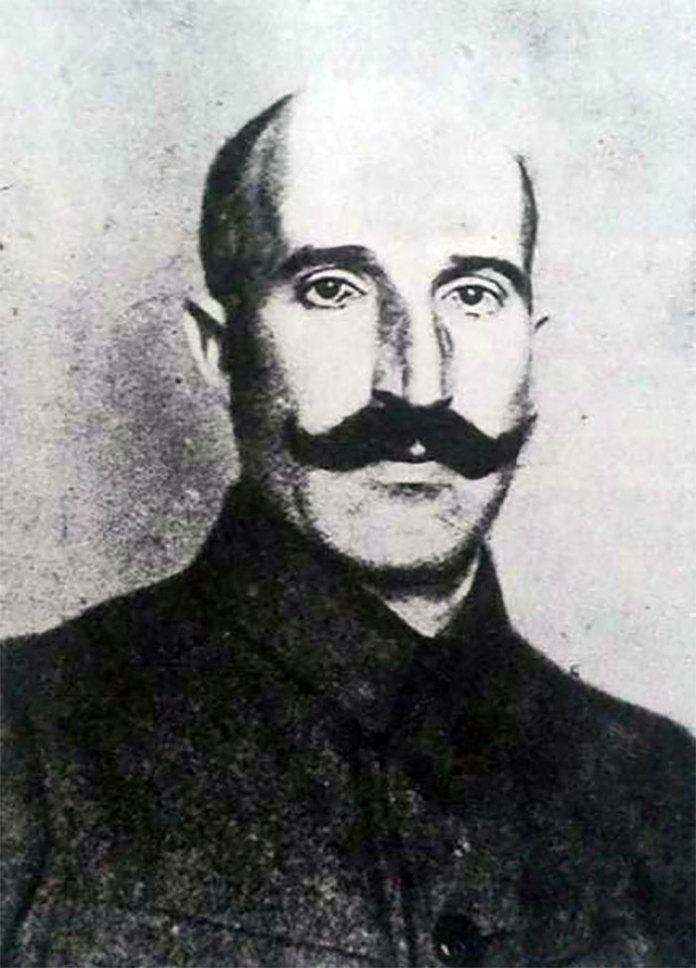 Чеслав Мончинський, (1881-1935),польськийвійськовий, командувачзбройних сил під час оборони Львова в листопаді 1918 р., фото 1920-х років.